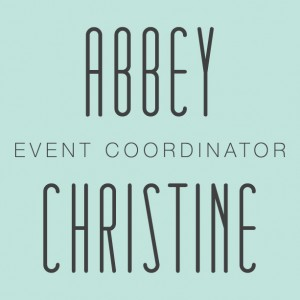 Abbey Christine Events
