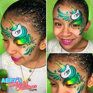 Abby's Colorful Creations - Face Painter in Chicago, Illinois