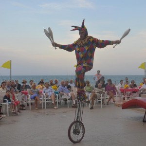 ABC Circus - Circus Entertainment / Human Statue in Miami, Florida