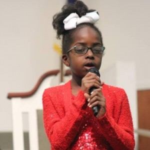 ABC Recitalist Girl  (All aBout Christ)  - Christian Speaker in Memphis, Tennessee