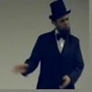 Abe Lincoln -- The Lighter Side - Corporate Comedian / Political Entertainment in Raleigh, North Carolina