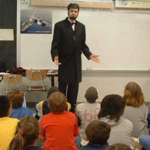 Abraham Lincoln Portrayer - Storyteller in Nashville, Tennessee