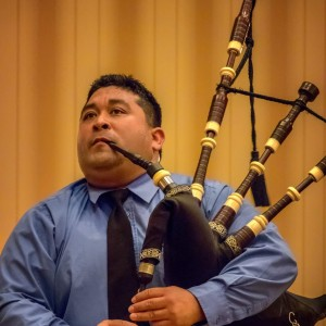 Abe the Madpiper - Bagpiper in Stockton, California