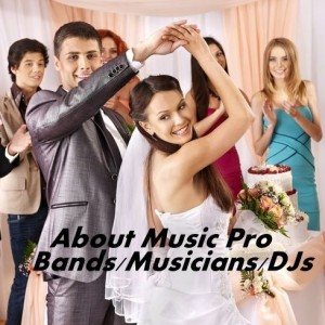About Music Pro: DJs, Musicians, Bands - Wedding DJ / Wedding Musicians in Temecula, California