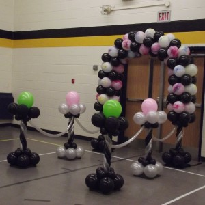 Above & Beyond Balloon Decorating - Balloon Decor in Peterborough, Ontario