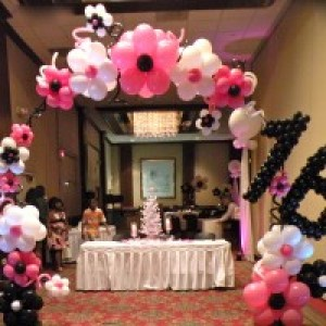 Above the Rest Balloon & Event Designs - Balloon Decor / Princess Party in Knoxville, Tennessee