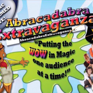 Abracadabra Extravaganza! - Children's Party Magician / Airbrush Artist in Lenexa, Kansas