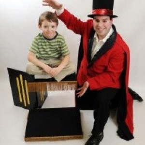 Abracadabra with Melvin the Magnificent - Children's Party Magician in Albany, New York
