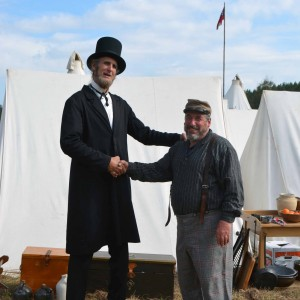 Abraham Lincoln LIves! - Historical Character / Impersonator in Gainesville, Florida