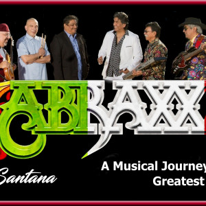 Abraxxas - Santana Tribute Band in San Antonio, Texas