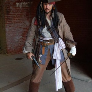 Absolute Entertainment - Pirate Entertainment / Johnny Depp Impersonator in Los Angeles, California