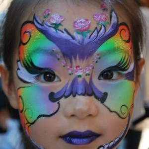 Absolutely Fabulous Facepainting - Face Painter in Calgary, Alberta