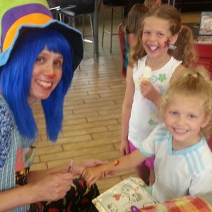 Absolutely Fantastic Parties for Kids - Face Painter / Halloween Party Entertainment in Indianapolis, Indiana
