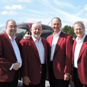 Acappella Fellas - Barbershop Quartet in Hickory, North Carolina