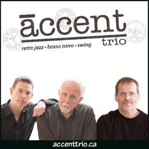Accent Trio - Jazz Band / Wedding Band in London, Ontario