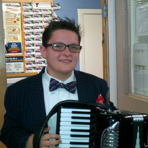 Accordion Music by Lorenzo - Accordion Player in San Francisco, California