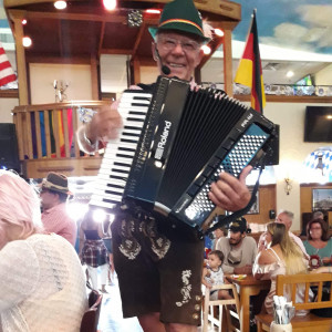 Polka Werner Entertainment - Accordion Player in Venice, Florida