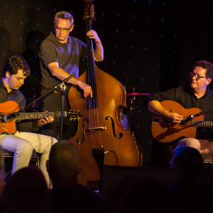 The Henry Acker Gypsy Jazz Trio - Jazz Band in Duxbury, Massachusetts