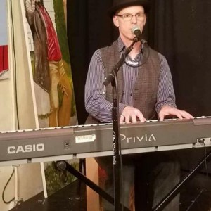 Acoustic/piano man. - Multi-Instrumentalist / One Man Band in Flint, Michigan