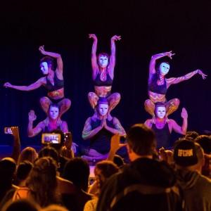 AcroArt - Acrobat in Austin, Texas