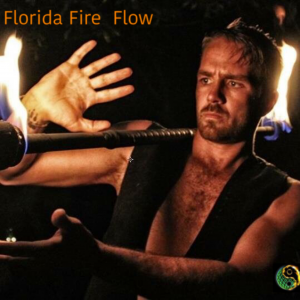 Florida Fire Flow - Fire Performer / Laser Light Show in Orlando, Florida