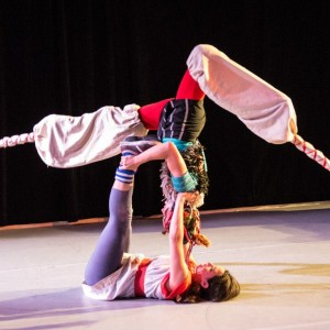 Acrobatic Stilts - Stilt Walker / Circus Entertainment in Vancouver, British Columbia