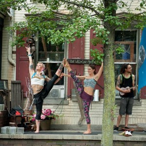 Acrobatic Yoga Dancers - Circus Entertainment in Tamaqua, Pennsylvania