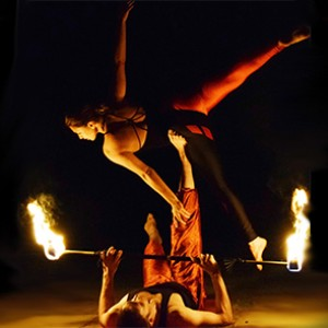 AcroFire Entertainment - Fire Performer / Balancing Act in Vancouver, British Columbia