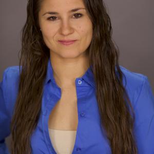 Actress Kristen D Dalton