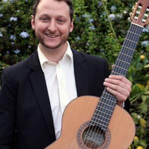 Adam Cotton - Classical Guitarist in Los Angeles, California