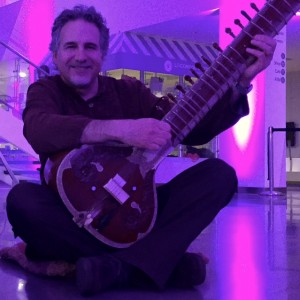 Adam Laboz - Sitar Player / Composer in Glen Ridge, New Jersey