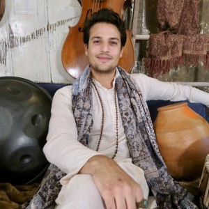 Adam Maalouf - Handpan Artist - Multi-Instrumentalist / Cellist in New York City, New York