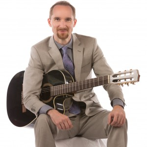 Adam Meachem Music - Classical Guitarist in Kelowna, British Columbia