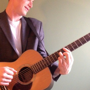 Adam Rice - Singing Guitarist / Funeral Music in Boston, Massachusetts