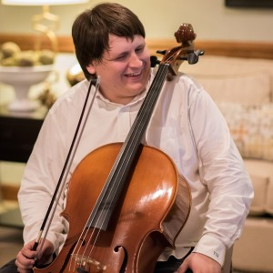 Adam Sullivan - Cellist in Rock Hill, South Carolina