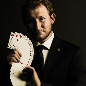 Adam Wylie - Strolling/Close-up Magician / Voice Actor in Los Angeles, California