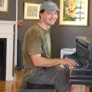 Adam Zampino - Pianist in Salem, Massachusetts