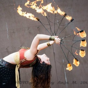 Adamo Ignis - Fire Performer / Sideshow in Philadelphia, Pennsylvania