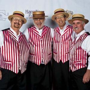 Added Attraction - Barbershop Quartet in San Diego, California