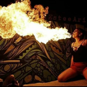 Addis Thrasher Performing Artist - Fire Performer / Variety Entertainer in Phoenix, Arizona