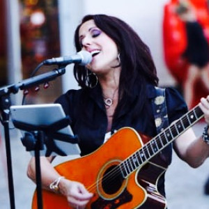 Adena Sampson - Singing Guitarist / Variety Entertainer in Las Vegas, Nevada