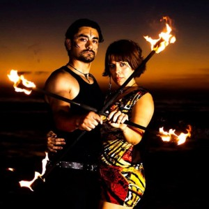 Mystical Flow - Fire Performer / Renaissance Entertainment in Los Angeles, California