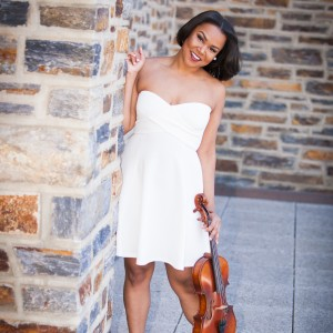 Adriana Dickerson - Viola Player in Miami, Florida