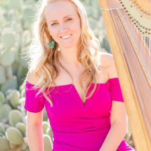 Adrienne Knauer, Harpist - Harpist in Phoenix, Arizona