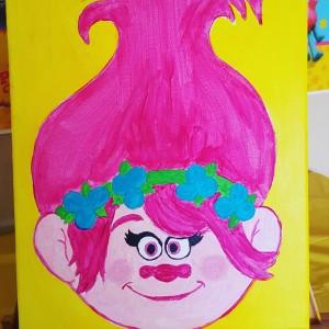 Adult/Children Canvas Paint Parties