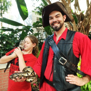 Adventure In Fun, LLC - Animal Entertainment / Pirate Entertainment in Harrisburg, Pennsylvania