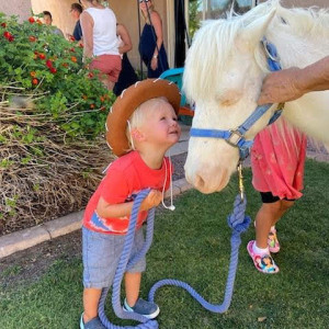 Adventure Pony Rides - Pony Party in Sandpoint, Idaho