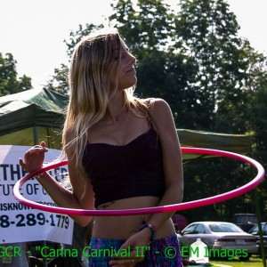 Kayla HulaHoops - Fire Performer / Hoop Dancer in Boston, Massachusetts