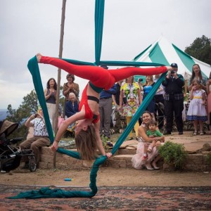 Aerial Fabrics - Aerialist in Albuquerque, New Mexico