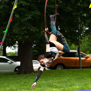 Coryn Rose - Aerialist in Baltimore, Maryland
